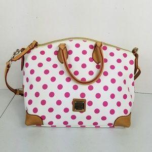 Dooney & Bourke Polka Dot Bag